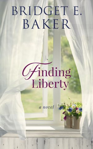 Cover for Finding Liberty