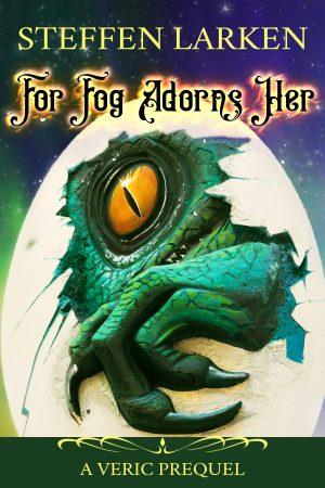 Cover for For Fog Adorns Her