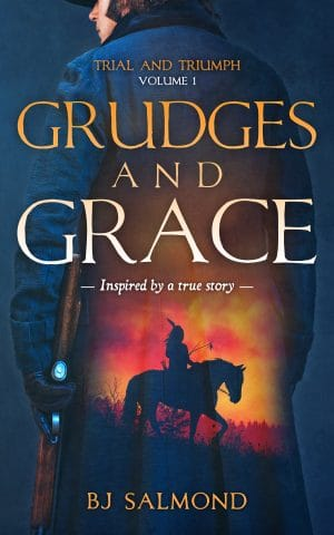 Cover for Grudges and Grace