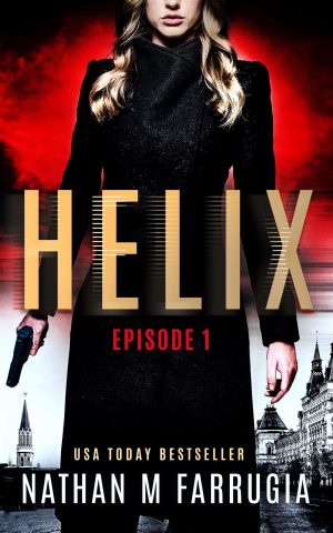 Cover for Helix: Episode 1