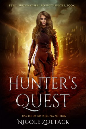 Cover for Hunter's Quest