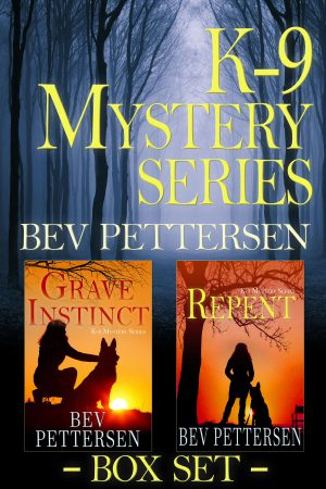 Cover for K-9 Mystery Series, Books 1-2
