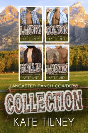 Cover for Lancaster Ranch Cowboys Collection