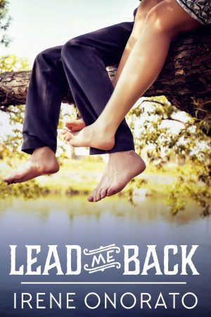 Cover for Lead Me Back
