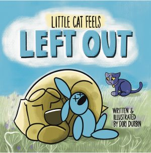 Cover for Little Cat Feels Left Out