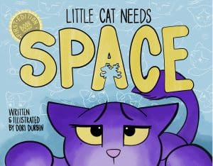 Cover for Little Cat Needs Space