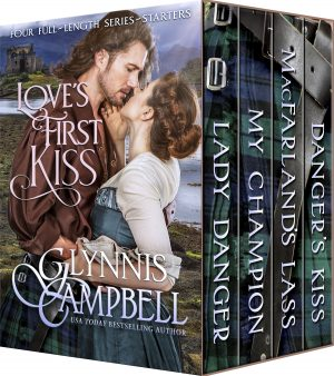 Cover for Love's First Kiss