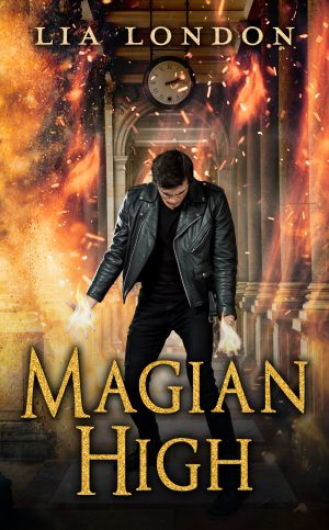 Cover for Magian High