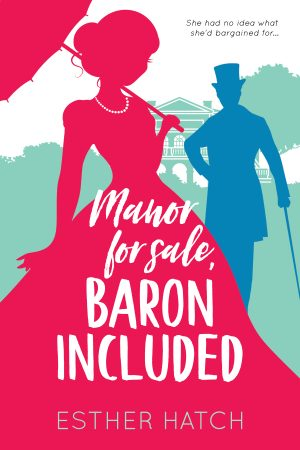Cover for Manor for Sale, Baron Included