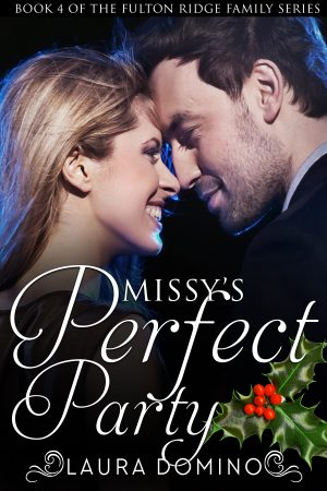 Cover for Missy's Perfect Party