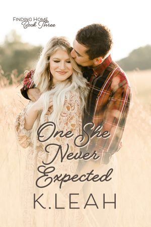 Cover for One She Never Expected