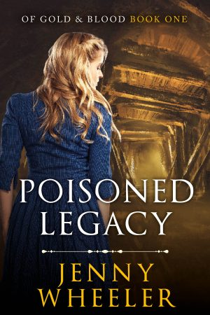 Cover for Poisoned Legacy