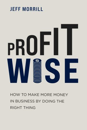 Cover for Profit Wise