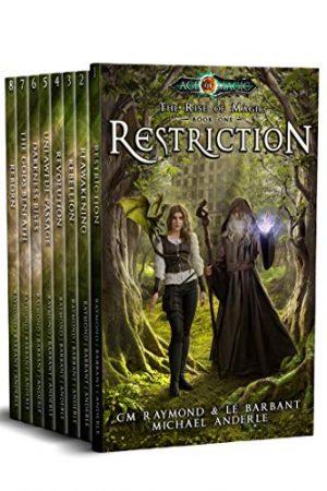 Cover for Rise of Magic Complete Omnibus
