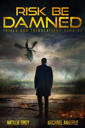 Cover for Risk Be Damned