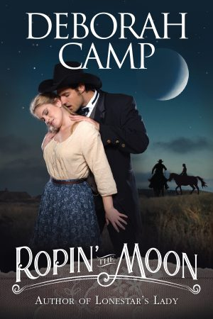 Cover for Ropin' the Moon