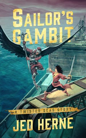 Cover for Sailor's Gambit