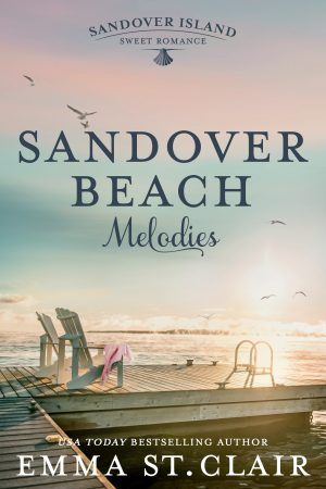 Cover for Sandover Beach Melodies
