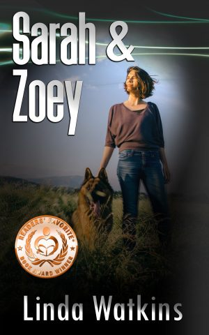 Cover for Sarah & Zoey
