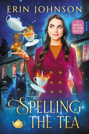 Cover for Spelling the Tea