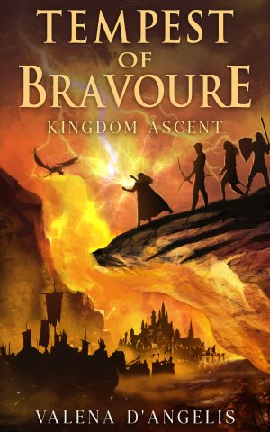 Cover for Kingdom Ascent