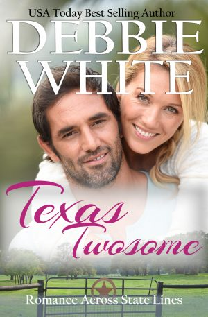 Cover for Texas Twosome