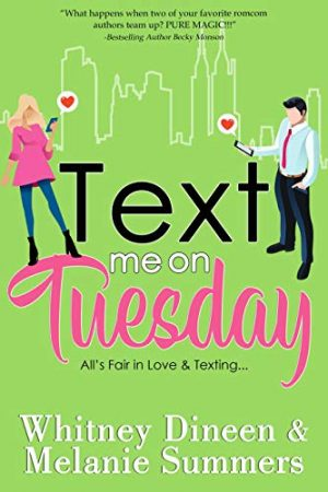 Cover for Text Me on Tuesday