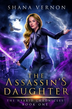 Cover for The Assassin's Daughter