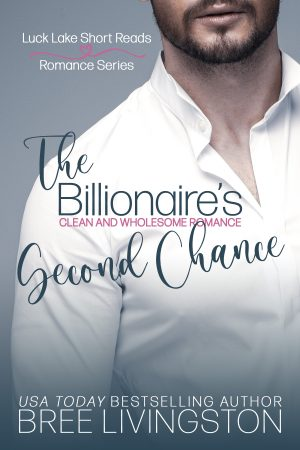 Cover for The Billionaire's Second Chance