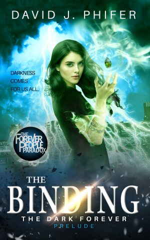 Cover for The Binding