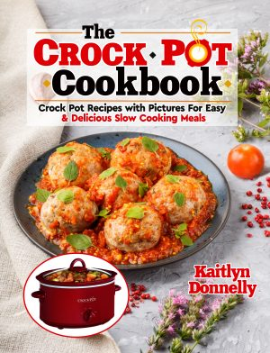 Cover for The Crockpot Cookbook