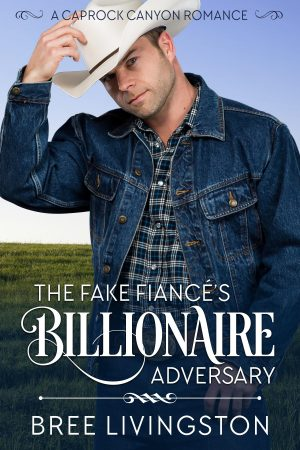 Cover for The Fake Fiance's Billionaire Adversary