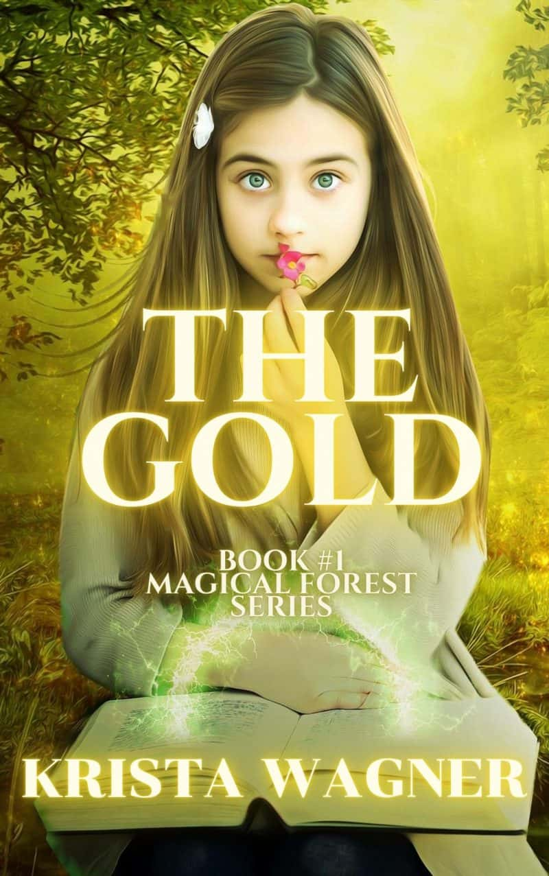 Cover for The Gold