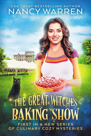 Cover for The Great Witches Baking Show