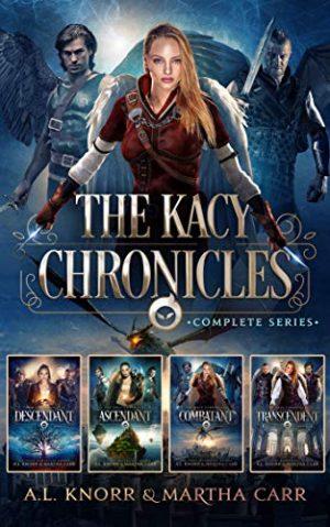Cover for The Kacy Chronicles: Revelations of Oriceran