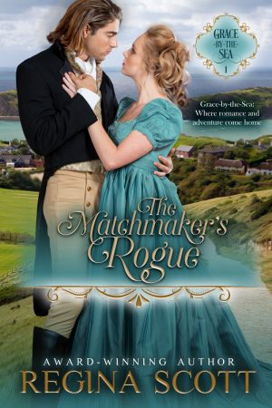 Cover for The Matchmaker's Rogue