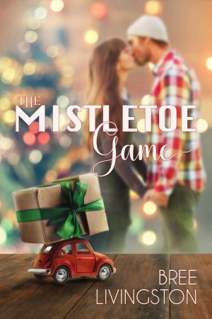 Cover for The Mistletoe Game