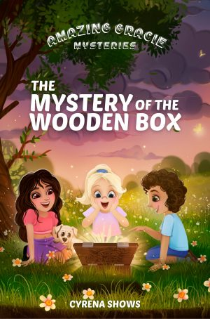 Cover for The Mystery of the Wooden Box