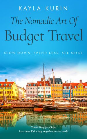Cover for The Nomadic Art of Budget Travel