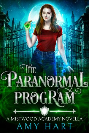 Cover for The Paranormal Program