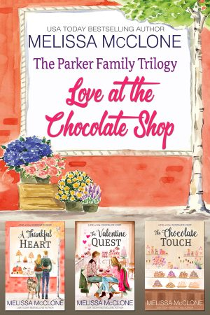 Cover for The Parker Family Trilogy