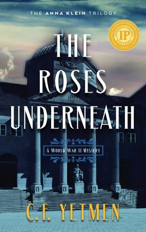 Cover for The Roses Underneath