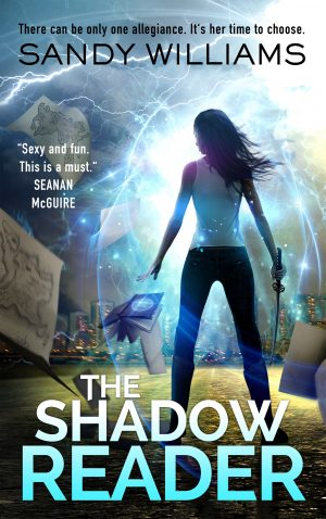 Cover for The Shadow Reader