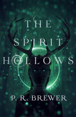 Cover for The Spirit Hollows