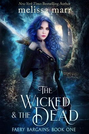 Cover for The Wicked and the Dead