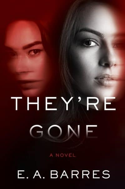 Cover for They're Gone