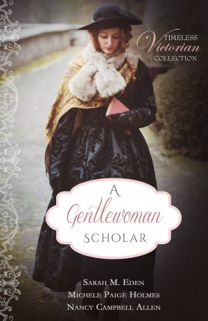 Cover for A Gentlewoman Scholar