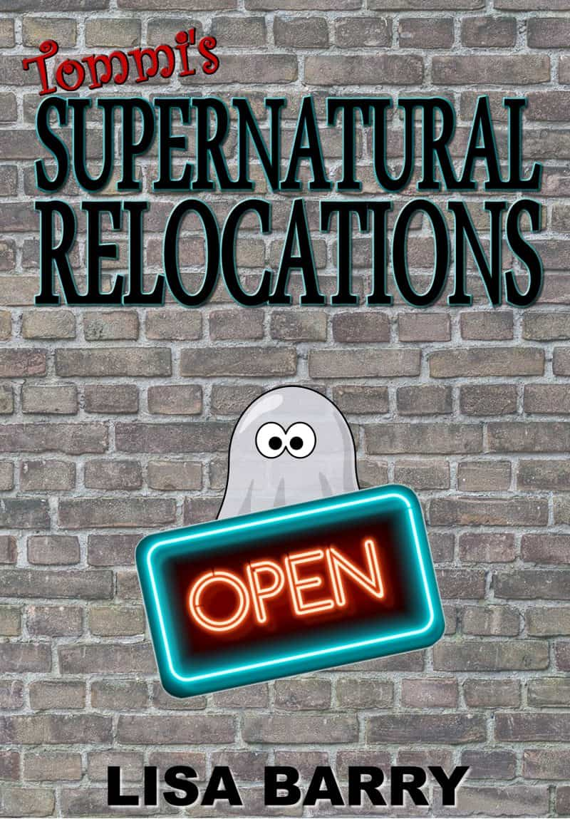Cover for Tommi's Supernatural Relocations