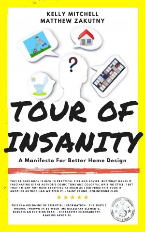 Cover for Tour of Insanity