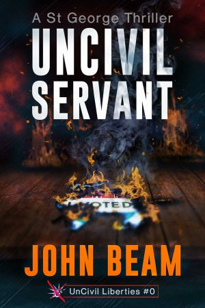 Cover for UnCivil Servant